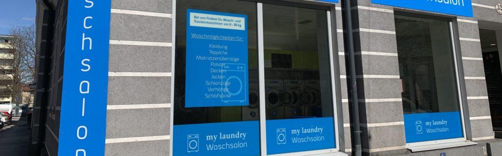 Waschsalon Salzburg