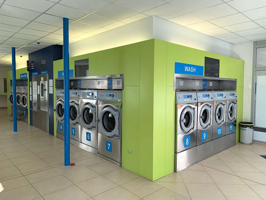 Waschsalon Salzburg Maschinen