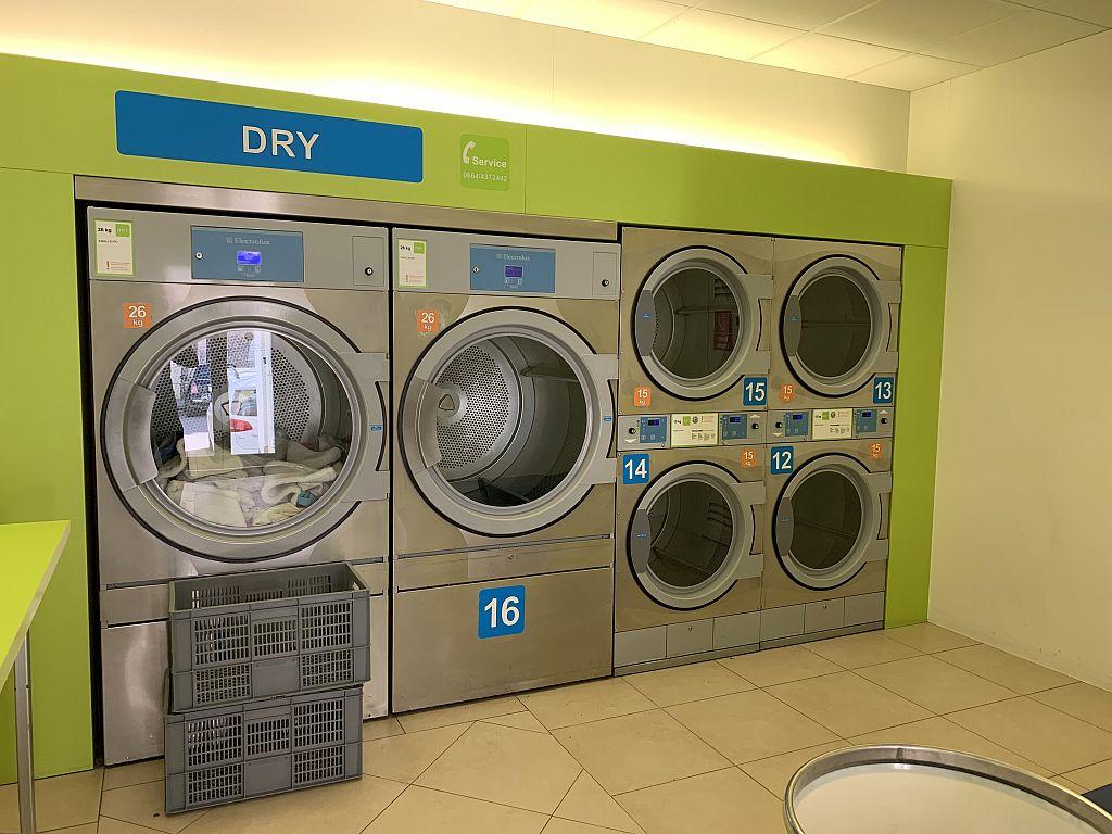 Waschsalon Salzburg Trockner